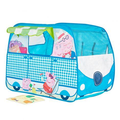 Tente de jeu Peppa Pig Caravane