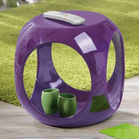 Table d'appoint Nono - violet