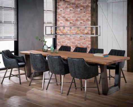 Table à manger Camille 300x100 - acacia