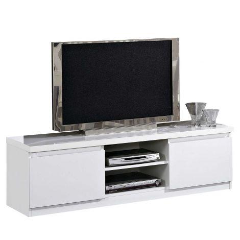 Meuble TV Roma 150cm - blanc