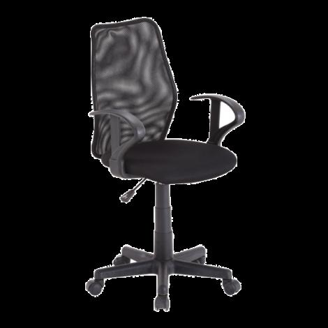 Fauteuil de bureau Job - noir