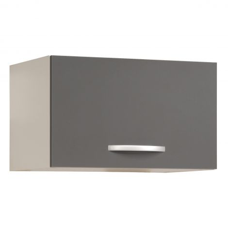 Meuble haut Oke 60x35 cm - gris