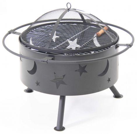 Braséro & barbecue Moon