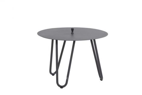 Table d'appoint Cool H40cm - anthracite