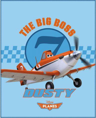 Plaid polaire Planes Dusty