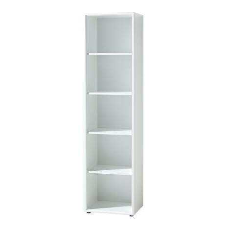 Bibliothèque Mouna 50cm - blanc