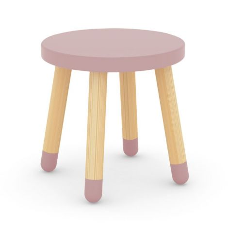 Chaise enfant Flexa Play - rose