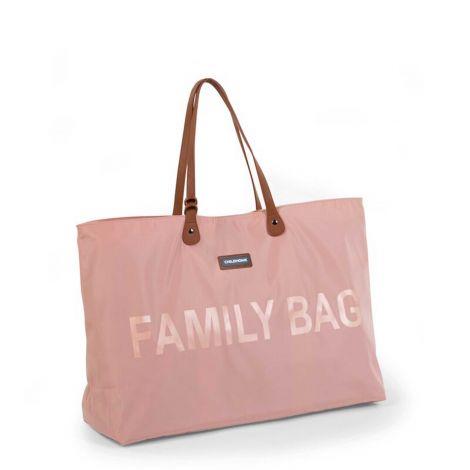 Sac à langer Family Bag - rose/cuivre