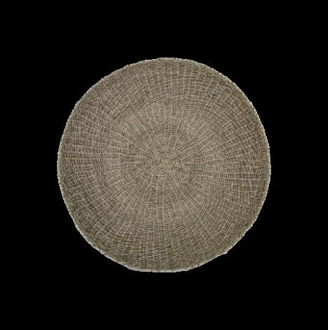 Tapis - ø150 cm - raphia / grass - naturel