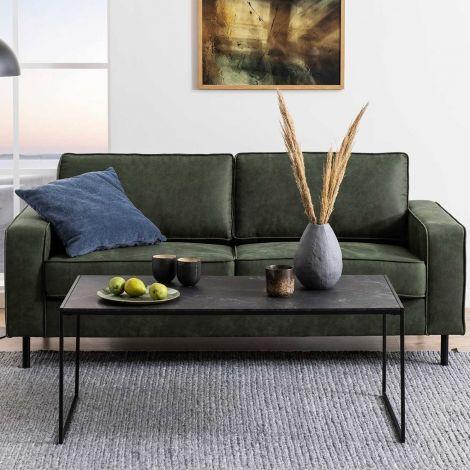 Table basse Inacio 120x60 - noir